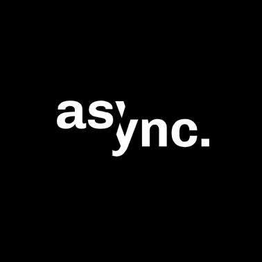async art logo