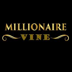 MILLIONAIRE VINE logo