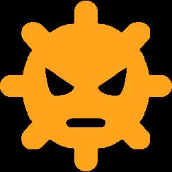 CORONA VACCINE logo