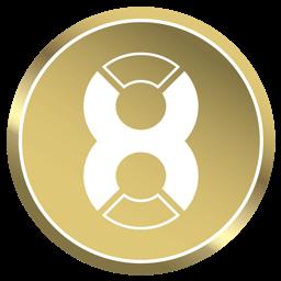 8coins logo