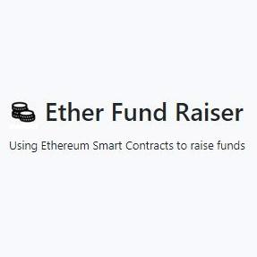Ether Fund Raiser logo