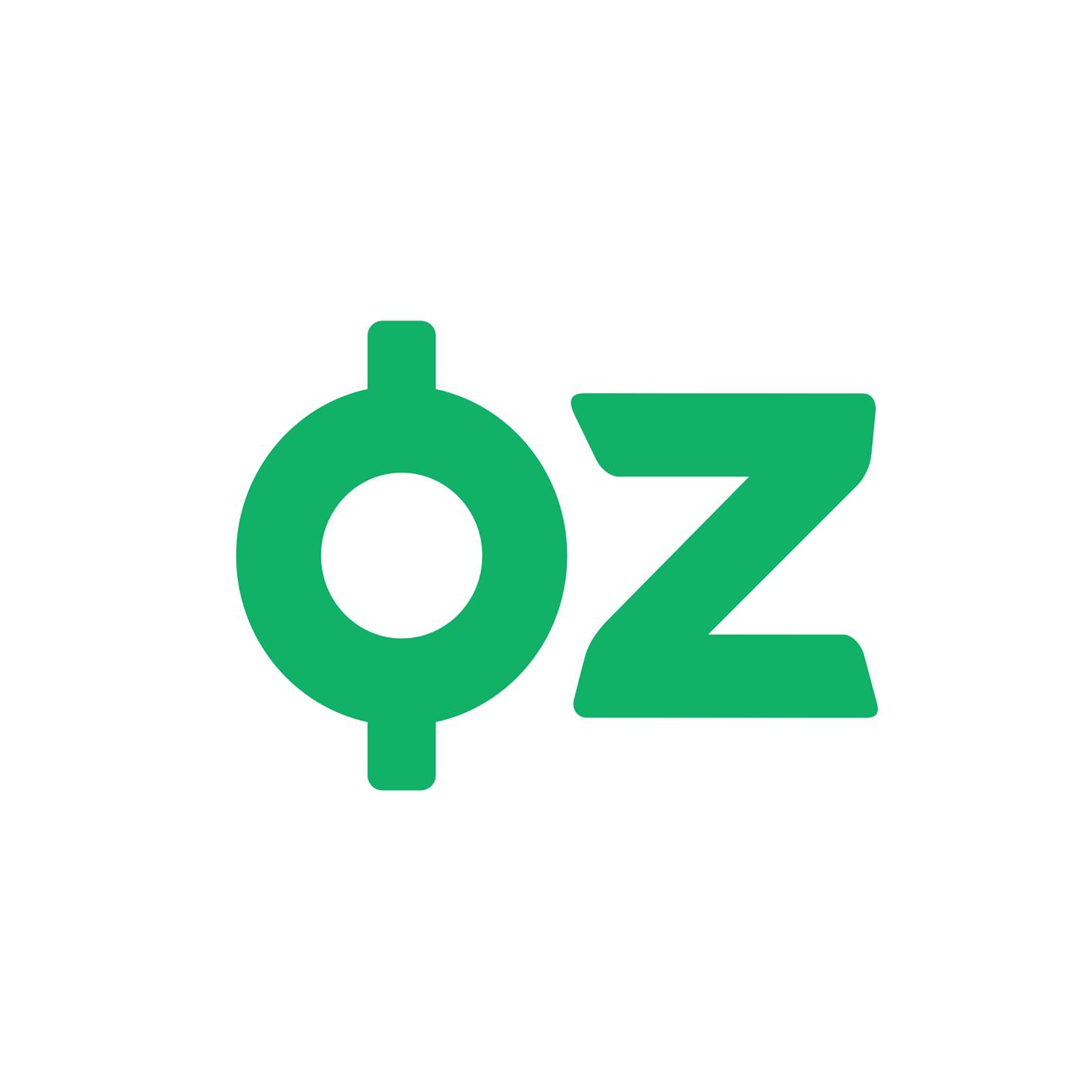 OZ tokenizing real estate logo