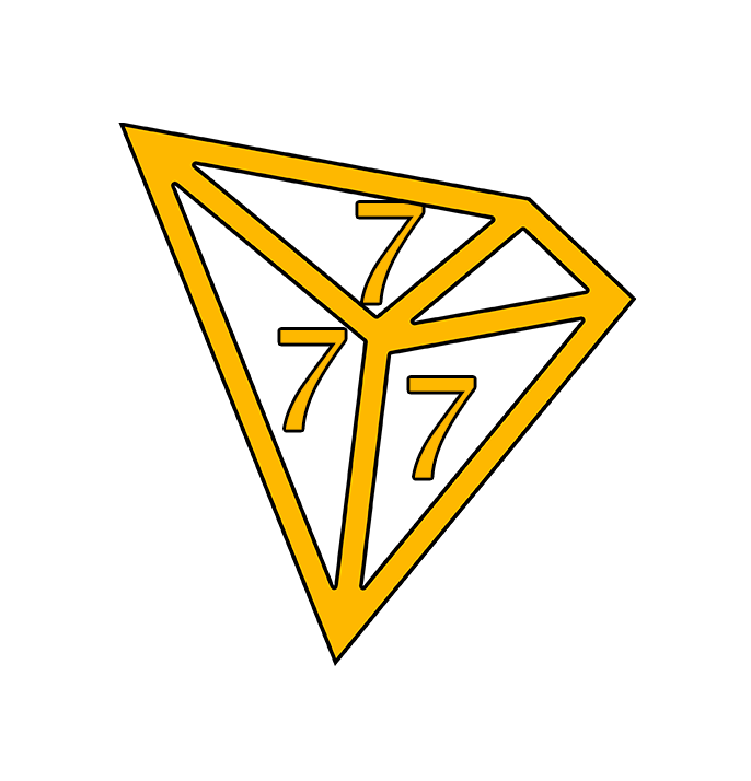 777TRX logo