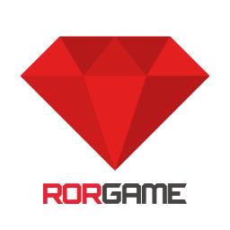 ROR GAME logo