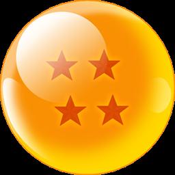 Ether Dragon Ball Z logo