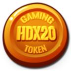 HDX20 Gaming Ecosystem logo