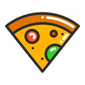 Tron Pizzeria logo