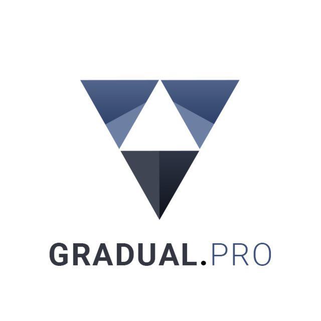 Gradual Pro logo