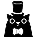 KittyHats logo