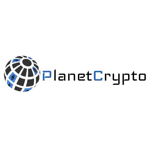 Planet Crypto logo