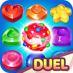 Candy Pop Duel logo