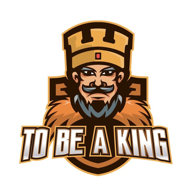 To Be A King logo