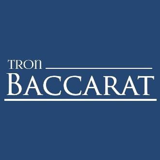 Tron Baccarat logo