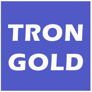 Tron Gold logo