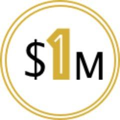 Win1Million logo