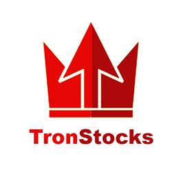 TronStocks logo