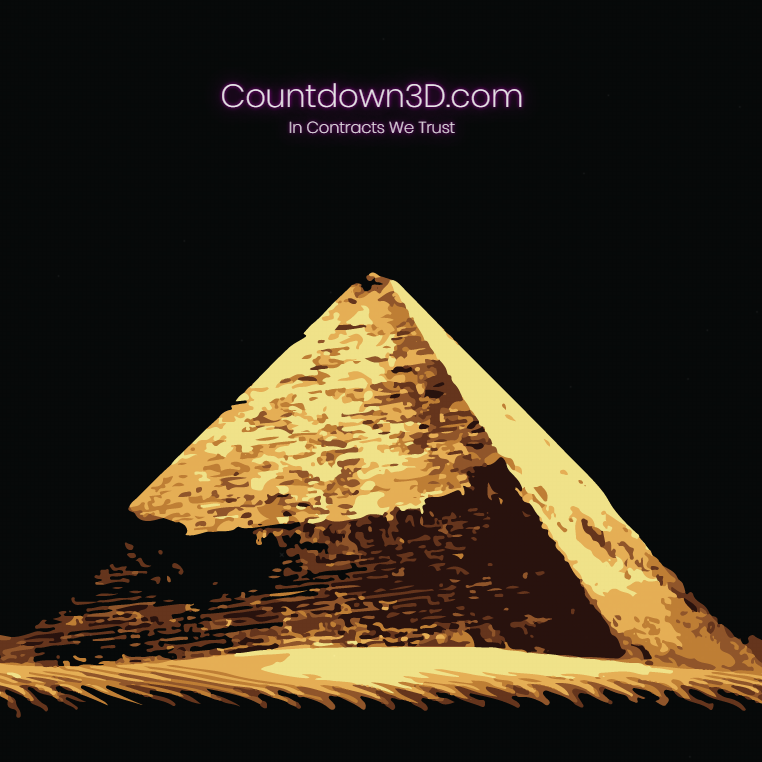 Countdown3D logo
