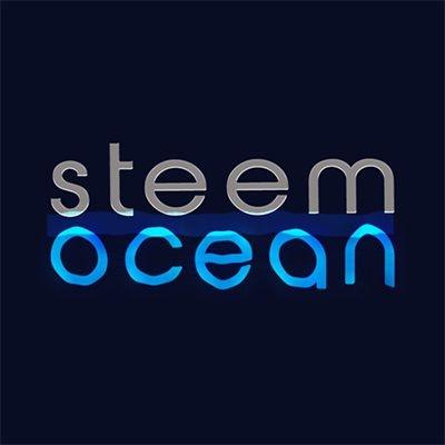 Steem Ocean logo
