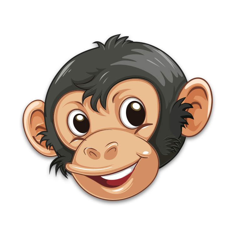100th Monkey DAPP logo