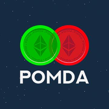 POMDA logo