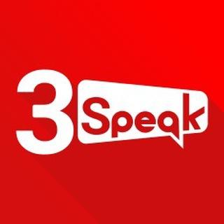 3Speak logo