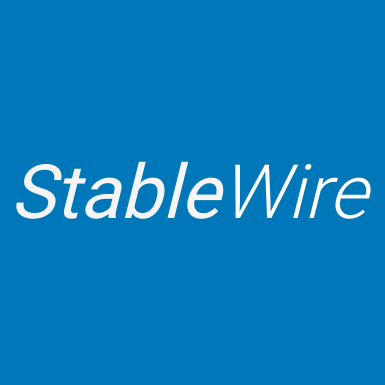 StableWire logo