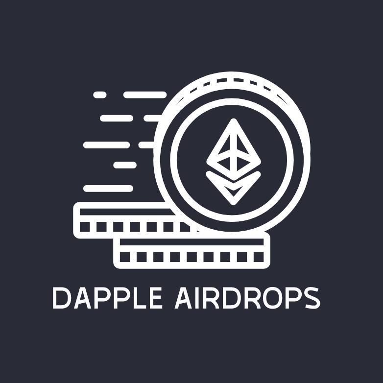 Dapple Airdrops logo