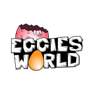 Eggies World logo