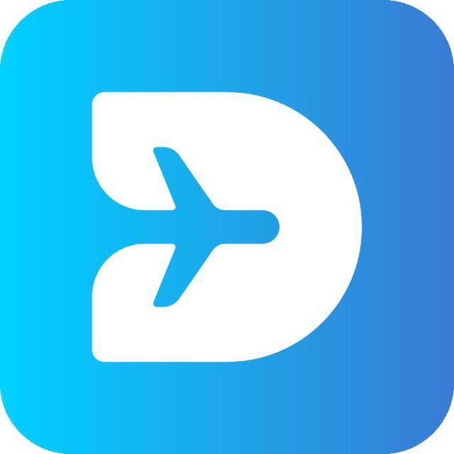 DTrip logo