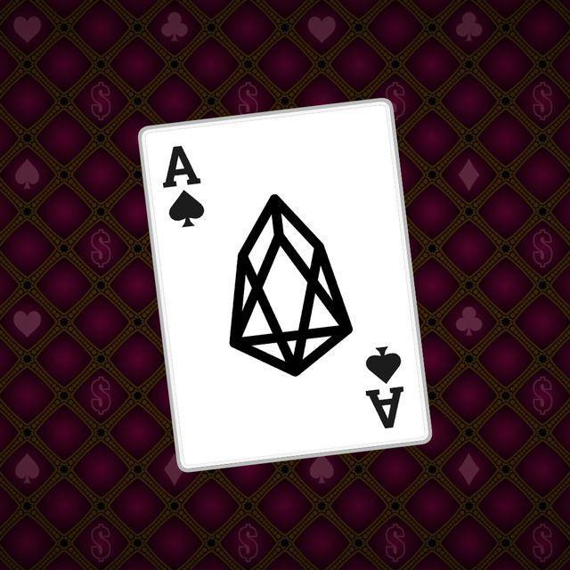 EOS Poker logo