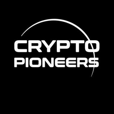 CryptoPioneers logo