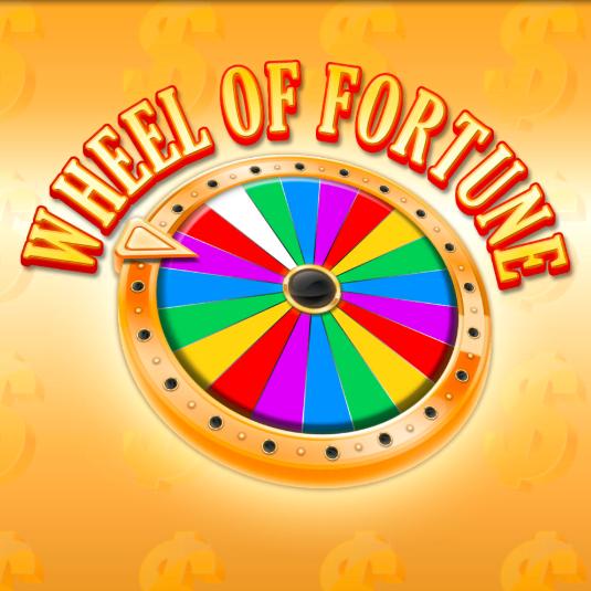 命运轮盘 (Wheel Of Fortune) logo