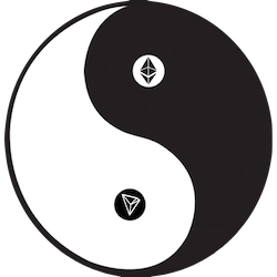Yin & Yang (DailyROI and Exchange) logo