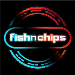 Fish n' Chips logo