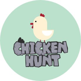Chicken Hunt logo