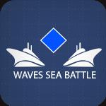 Waves Sea Battle logo
