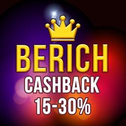BeRich logo