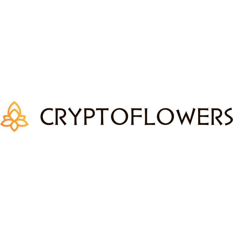 CryptoFlowers logo