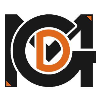 DgameMaker logo