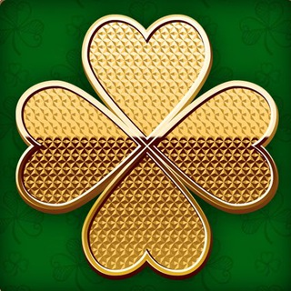 LuckyClover Slots logo