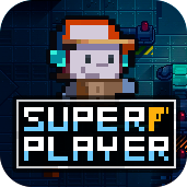 SuperPlayer logo