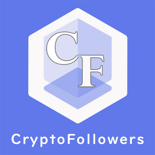 CryptoFollowers logo