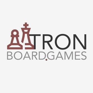 TronBoard logo