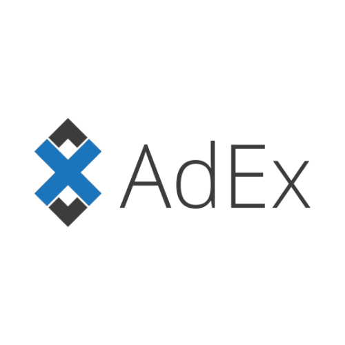 AdEx Network - a new generation advertising network logo