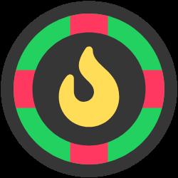 Blaze Machine logo