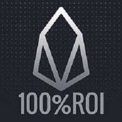 EOS100%ROI logo