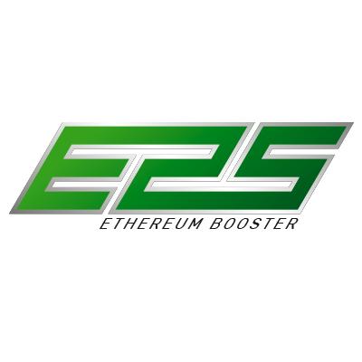 E25 logo