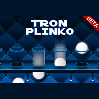 TronPlinko BETA logo