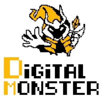 DGMonster logo
