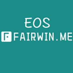 EosFairWin logo